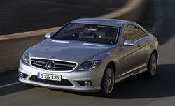 CL 63 AMG Mercedes-Benz фото