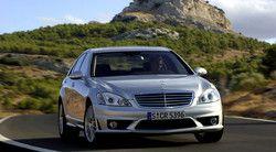 S 63 AMG Mercedes-Benz фото