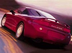 Mitsubishi Eclipse фото