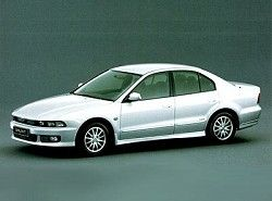 Mitsubishi Galant 2.0 Elegance AT Sedan (133hp) фото