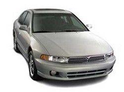 Mitsubishi Galant 2.0 GLS TD фото
