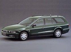 Mitsubishi Galant 2.0 GLS TD Wagon фото