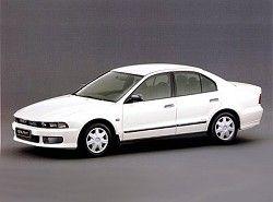Mitsubishi Galant 2.0 GLX Sedan фото