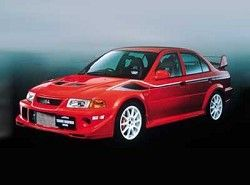 Mitsubishi Lancer Evolution VI 2.0 TME Turbo фото