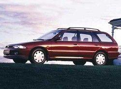 Mitsubishi Lancer SR Wagon фото