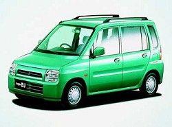 Mitsubishi Minica Toppo 657 B фото