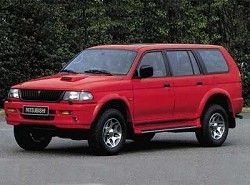 Mitsubishi Montero Sport 3.0 V6/24V XS фото