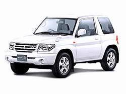 Mitsubishi Pajero iO 1.6 (3dr) фото