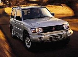 Mitsubishi Pajero Metal Top 3.5 V6 GLS фото