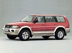 Mitsubishi Pajero Sport 3.0 V6/24V GLX фото
