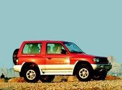 Mitsubishi Pajero Wagon 3.5 GDI 4WD (3dr) фото
