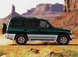 Pajero Wagon 3.5 V6 GLX Mitsubishi фото