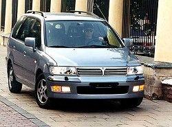 Mitsubishi Space Wagon 2.0 GLXi(N31) фото