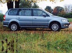 Mitsubishi Space Wagon 2.4 16V 4WD (165hp)(N31) фото