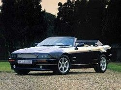 Aston Martin V8 Volante фото