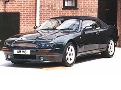 V8 Volante Aston Martin фото