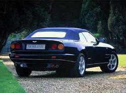 V8 Volante lwb Aston Martin фото