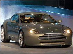Aston Martin AMV8 Vantage фото
