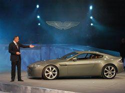 AMV8 Vantage Aston Martin фото