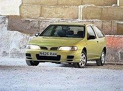 Nissan Almera 1.4 (3dr) (75hp)  N15 фото