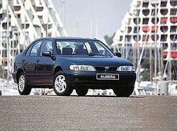 Nissan Almera 1.4 Sedan (75hp)  N15 фото