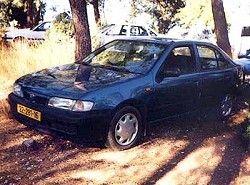 Nissan Almera 1.4 Sedan (87hp)  N15 фото