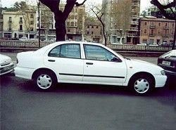Almera 1.4 Sedan (87hp)  N15 Nissan фото