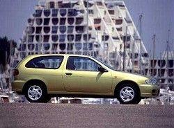 Nissan Almera 1.6 (3dr) (99hp)(N15) фото