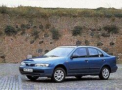 Nissan Almera 1.6 Sedan (90hp)(N15) фото