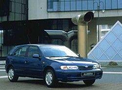 Nissan Almera 2.0 D (5dr)(N15) фото