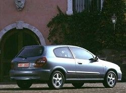 Nissan Almera 2.2 D (3dr)(N16) фото