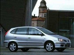 Almera Tino 1.8(V10) Nissan фото