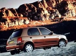 Nissan Micra 1.0 (60hp) (5dr)(K12) фото