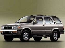 Pathfinder 3.3 V6 Nissan фото