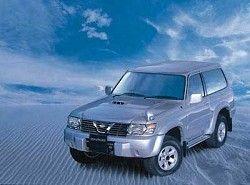 Nissan Patrol GR 2.8 TD 4WD(Y61) фото