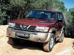 Patrol GR 2.8 TD 4WD(Y61) Nissan фото
