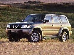 Nissan Patrol GR 2.8 TD Wagon 4WD(Y61) фото