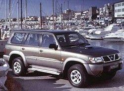 Patrol GR 2.8 TD Wagon 4WD(Y61) Nissan фото