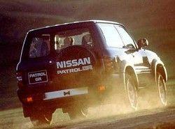 Nissan Patrol GR 3.0 TDi (3dr)(ND) фото