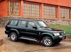 Patrol GR 4.5 Wagon 4WD(Y61) Nissan фото