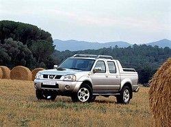 Pickup 2.5 DI 4WD(D22) Nissan фото