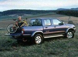 Nissan Pickup 2.5 TDI 4WD(D21) фото