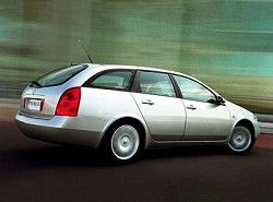 Nissan Primera 1.6 (109hp) Wagon(WP12) фото