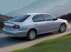 Primera 1.6 16V (90hp)(P11) Nissan фото