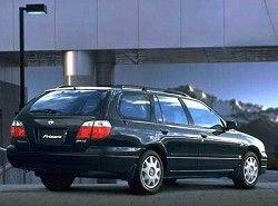 Nissan Primera 1.6i (90hp)(W10) фото