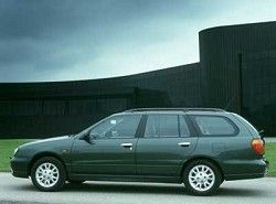 Nissan Primera 1.8 16V (114hp) Wagon(P11) фото