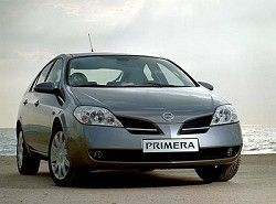 Nissan Primera 2.0 (140hp)(P12) фото