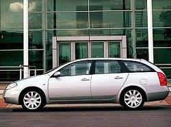 Nissan Primera 2.0 (140hp) Wagon(WP12) фото
