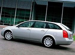 Primera 2.0 (140hp) Wagon(WP12) Nissan фото