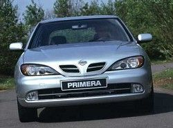 Primera 2.0 16V (140hp) Sedan(P11) Nissan фото